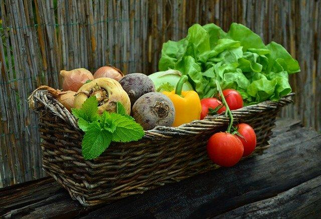 Mon panier de légumes à commander en ligne