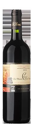 Côtes de Bordeaux Bio - Elite 2016